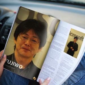 福井コンピュータアーキテクト株式会社/Microsoft MVP Jul. 2005 - Jun. 2018 小島 富治雄 氏